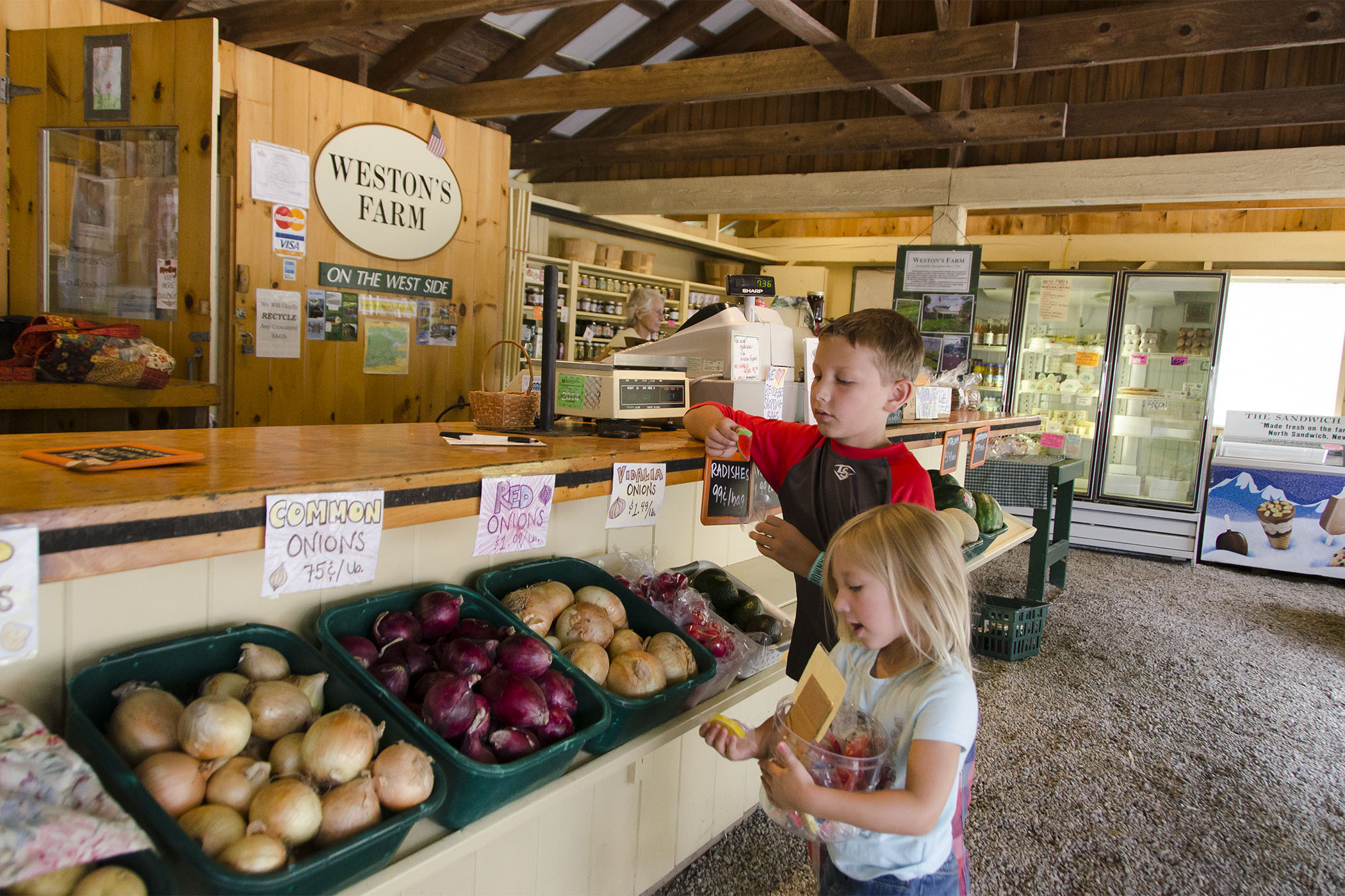 Local Farms and Markets | Mt Washington Valley Vibe