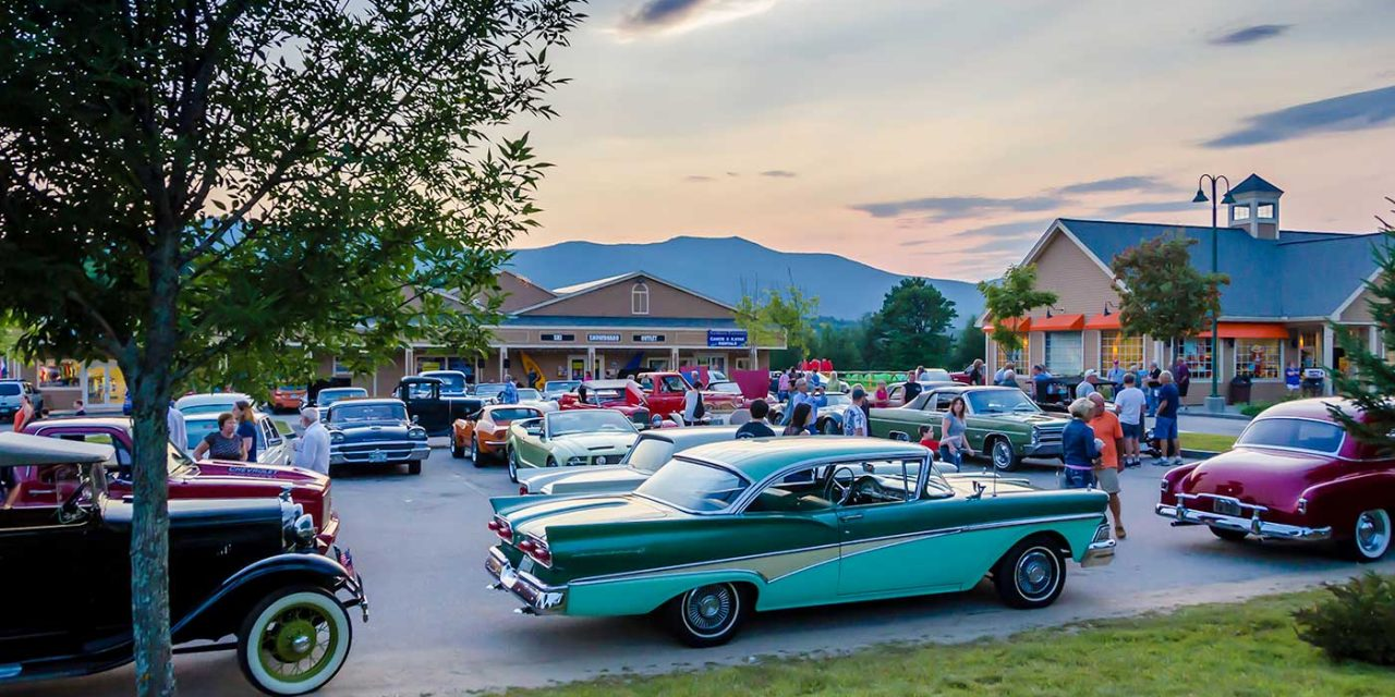 MWV Car Shows And Cruise Nights Mt Washington Valley Vibe - Classic car show washington