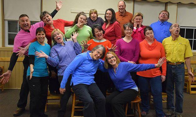The MWV Choral Society