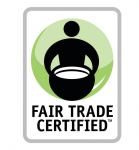 Fair Trade coffee certified logo