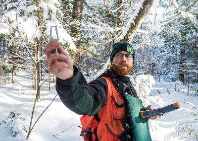 Greg Cooper, Forester
