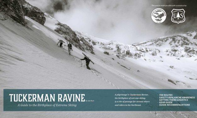 Guide to Tuckerman Ravine