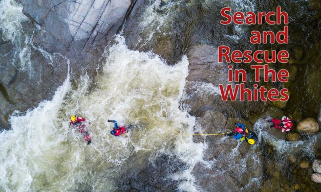 Search and Rescue in The White Mountains of New Hampshire